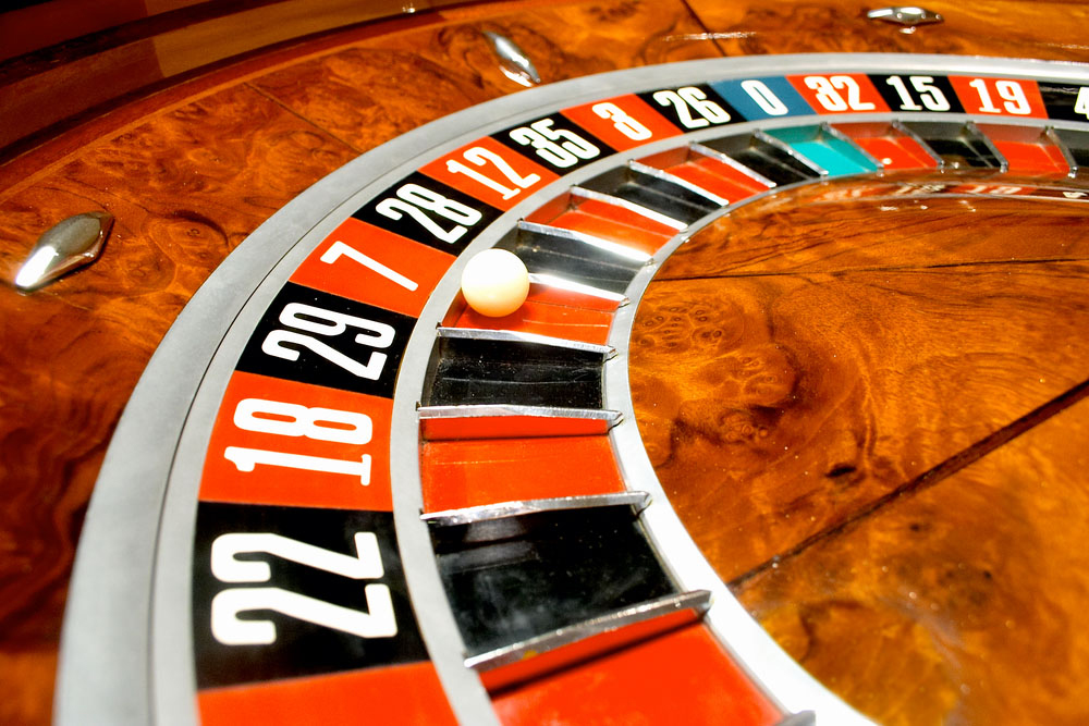 financial markets, roulette